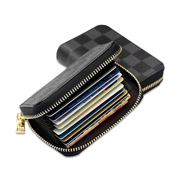 风琴式卡包